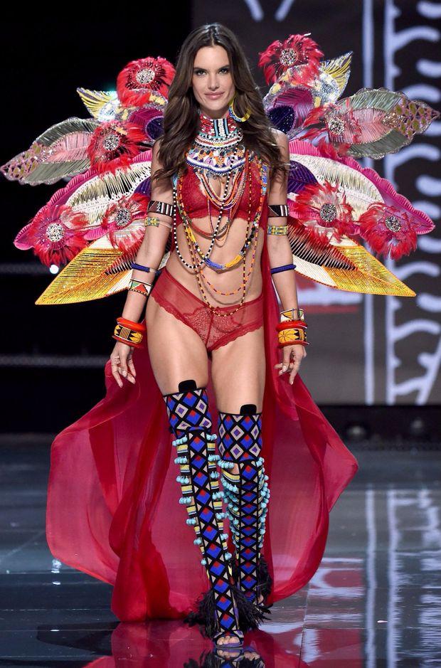 Алессандро Амбросіо, показ Victoria's Secret 2017