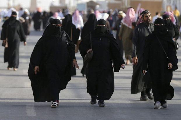 Найжорсткіші правила життя для жінок діють у Саудівській Аравії