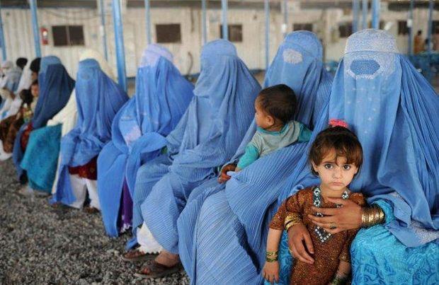 Афганістан має найвищий рівень материнської смертності у світі