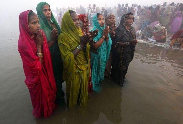 В Індії близько 70% жінок є жертвами насильства в сім'ї.