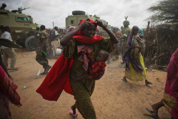У Сомалі 95% дівчаток гвалтують у віці від 4 до 11 років