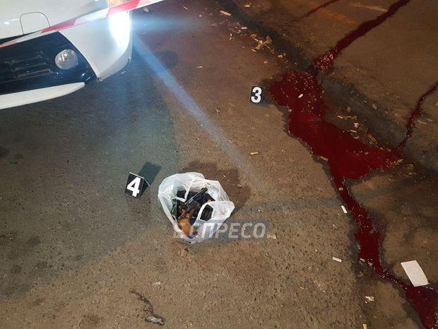 У Києві застрелився чоловік