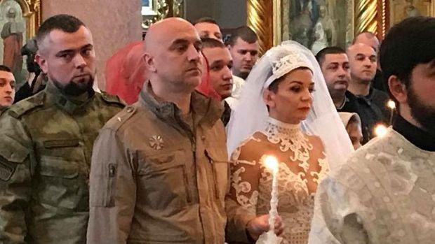 Весілля Прілєпіна