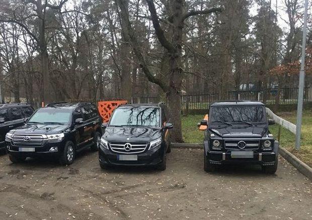 Зустріч кримінальних авторитетів на Київщині