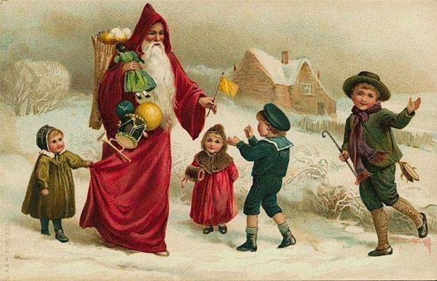 День святого Николая больше всего любят дети