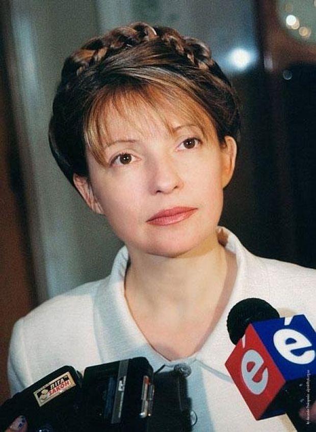 Тимошенко образи