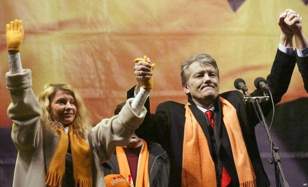 Тимошенко стиль