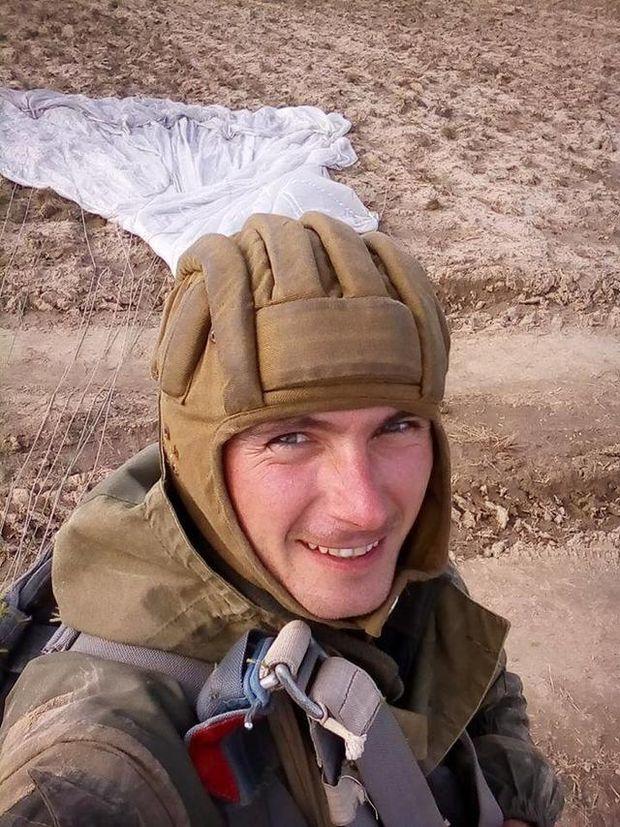 Загиблий боєць АТО Дмитро Литвинчук