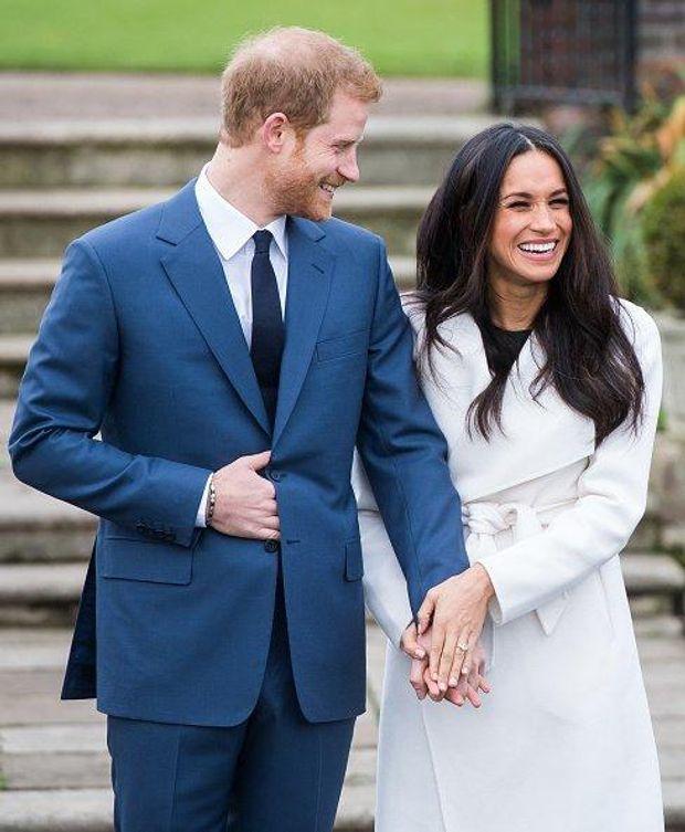 Принц Гаррі  та його наречена