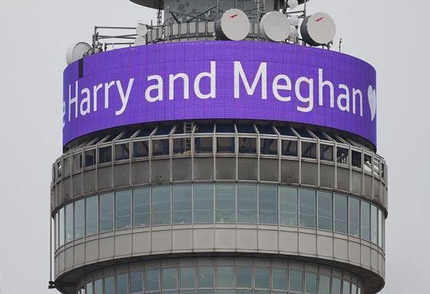 Принц Гаррі та Меган Маркл оголосили про заручини