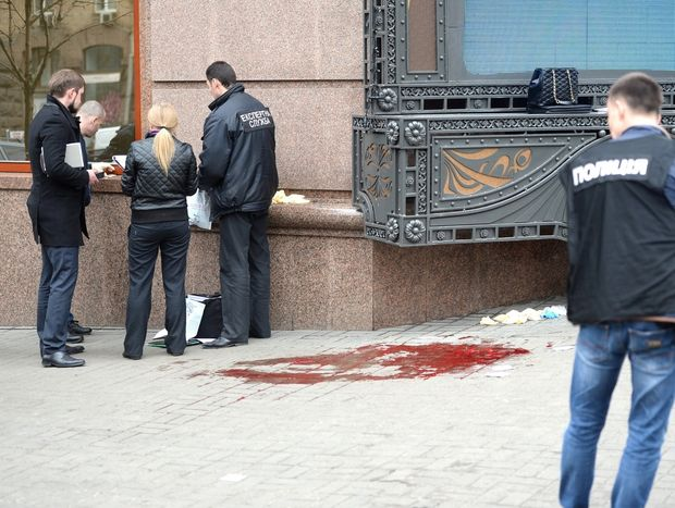 Вбили Вороненков