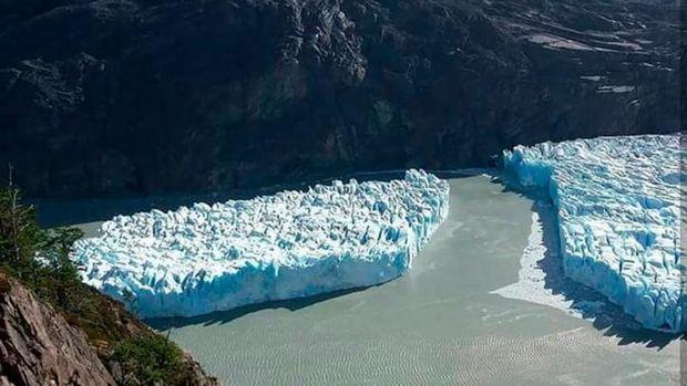 Льодовик Грей
