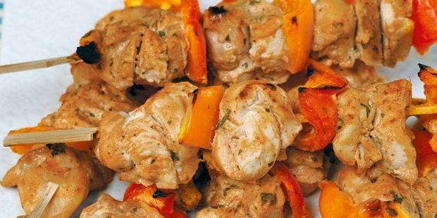 Рецепт курячого шашлика