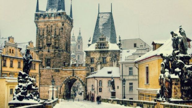 Різдво у Празі