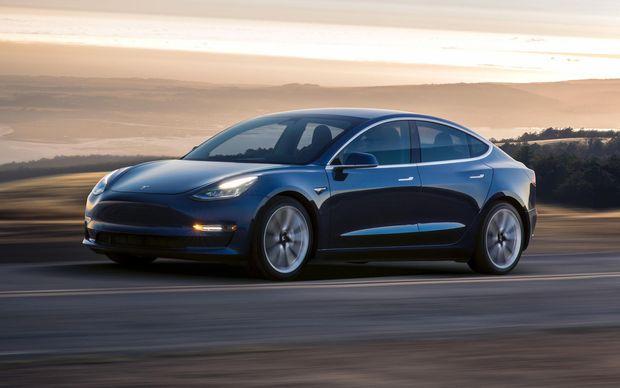 Tesla, авто, електрокар, технології