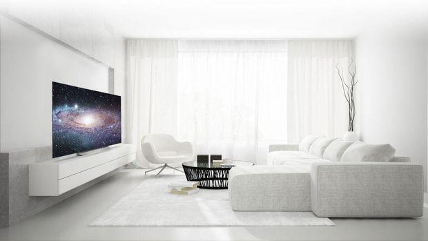 Телевізор, LG, 4K, технології