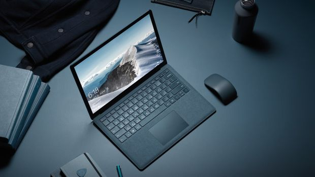 Ноутбук, Microsoft Surface Laptop, технології