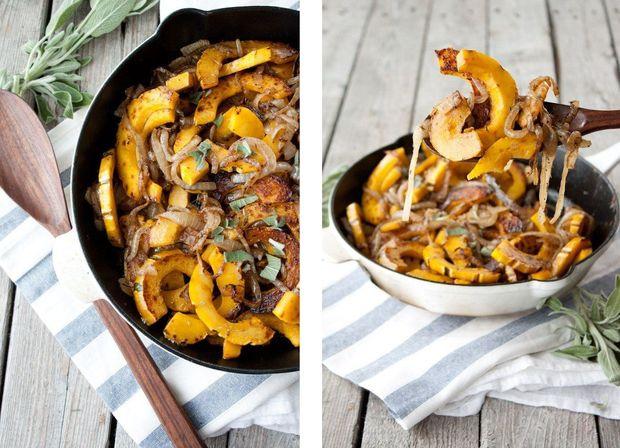 З гарбуза можна готувати не лише суп – додавайте його в салати чи готуйте з нього основну страву