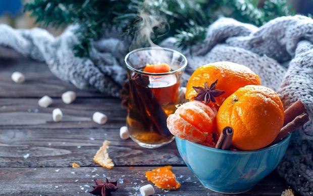 Без мандаринів важко уявити новорічні свята