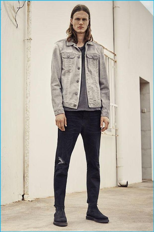 ALLSAINTS – бренд одягу для чоловіків