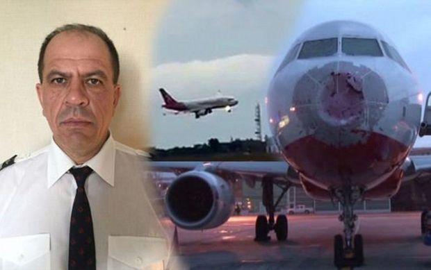 Українець Олександ Акопов в екстремальних умовах посадив літак у аеропорту Ататюрк