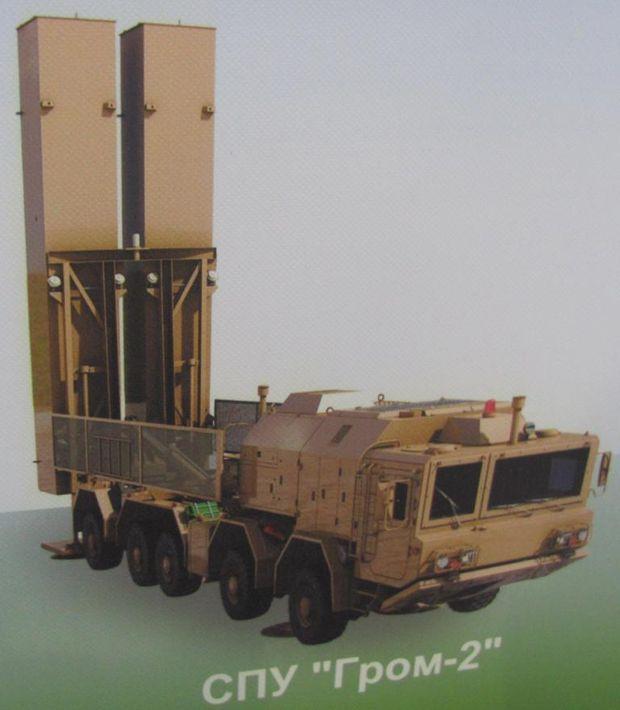 Украина завершила разработку ракетного комплекса срадиусом удара до280 километров