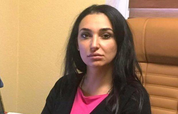Перша заступниця голови Державної міграційної служби Діна Пімахова