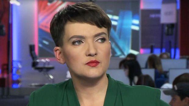 Савченко макіяж