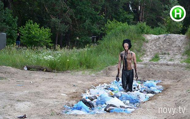 Топ-модель по-українськи 4 сезон 15 випуск: дефіле крізь сміття