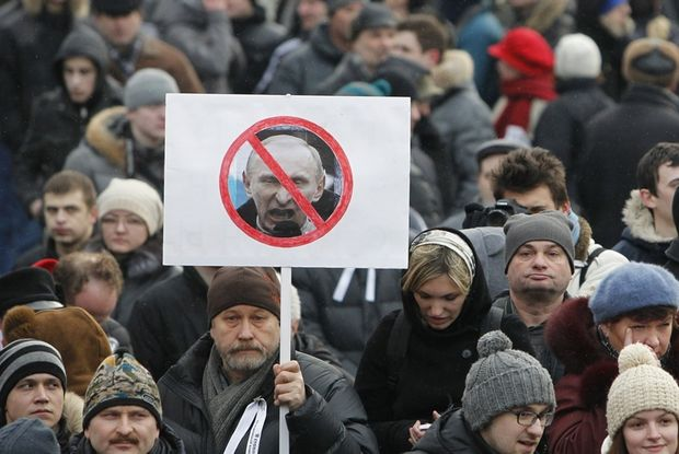 Российская элита против Путина