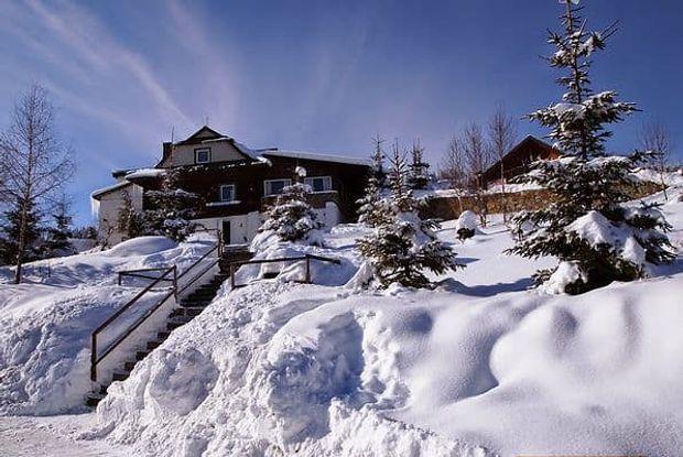 Гірськолижний курорт Орявчик-Звенів
