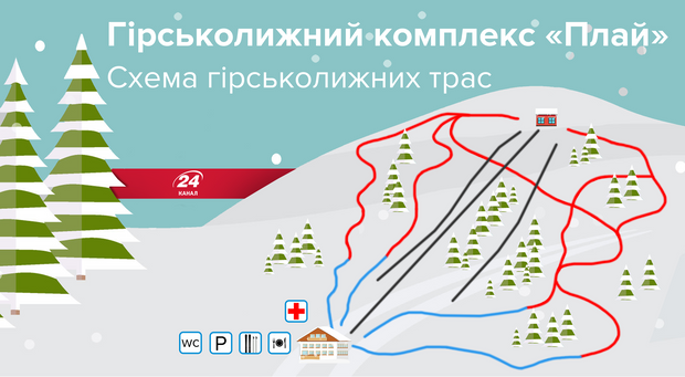 Гірськолижні курорти України 2019-2020: куди поїхати недорого