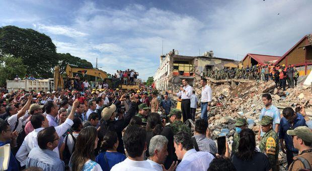Землетрус у 8,2 бала у Мексиці