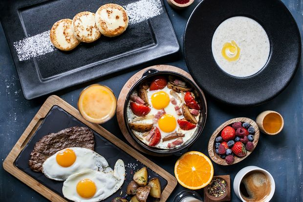 Не пропускайте сніданок