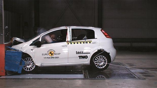 Сенсация на краш-тесте Euro NCAP