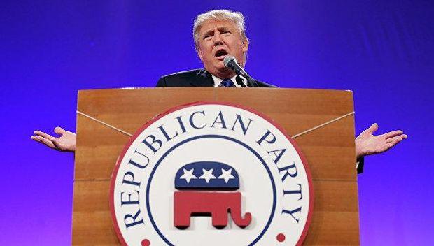 Республиканская партия Дональда Трампа
