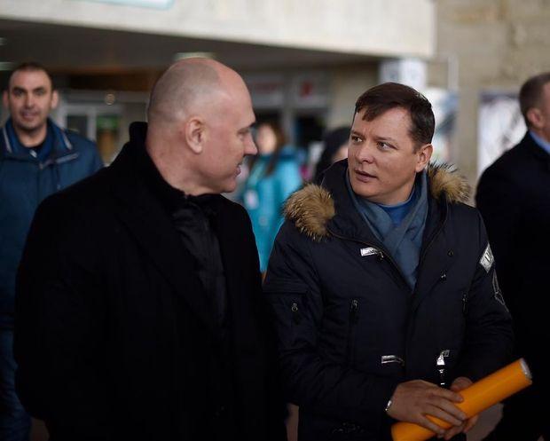 Ляшко, куртка, бренд, Patrick Hellmann, гроші