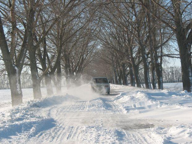 Как ездить по снегу