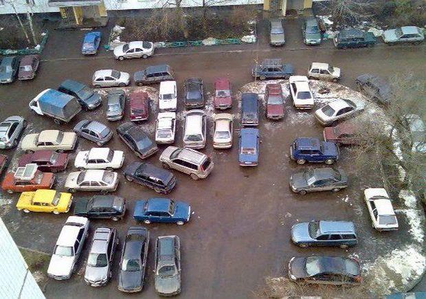 Где хранить машину зимой
