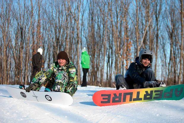 Чернівці сноуборд