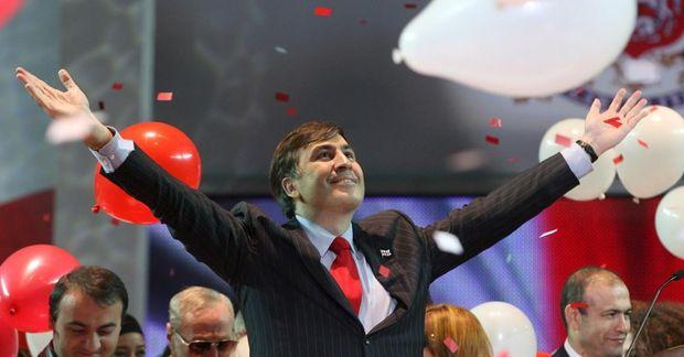 Саакашвілі, Грузія, реформи, президент