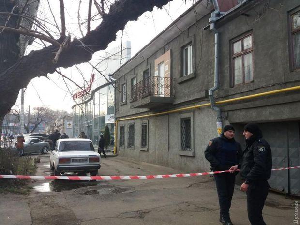 Поліція ввела в Одесі план