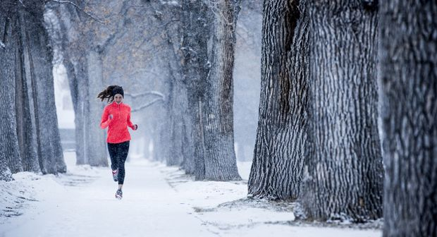 Як підібрати правильний одяг для бігу взимку
