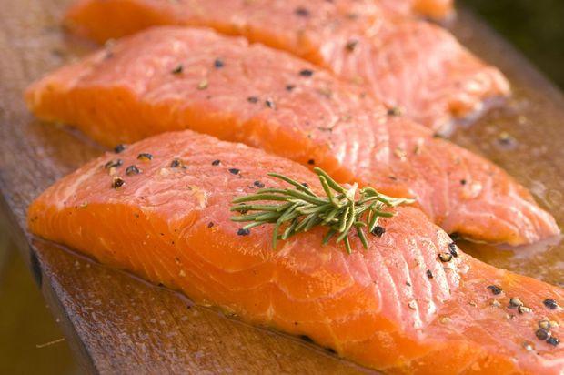 Морська риба – природний імуностимулятор