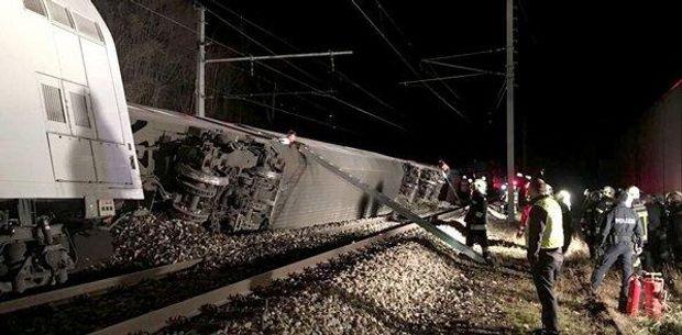 Залізнична аварія у Австрії