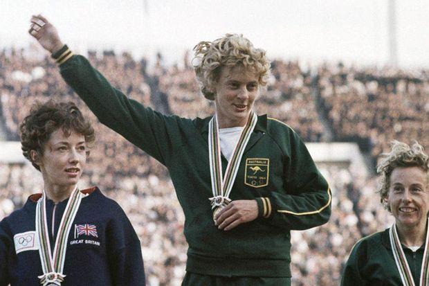 Померла чотириразова олімпійська чемпіонка Бетті Катберт