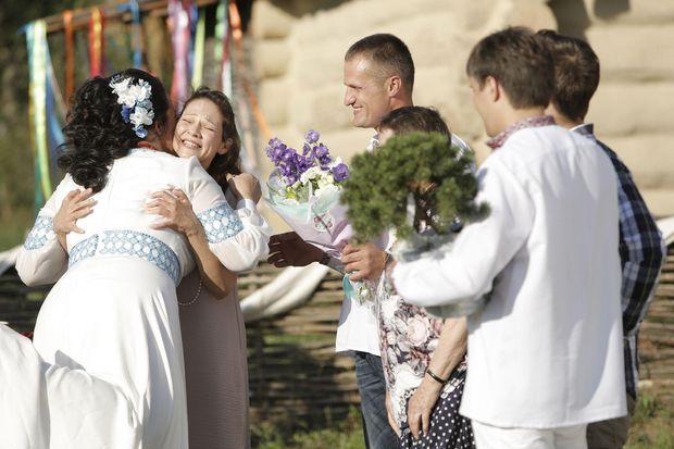 Свадьба Русланы Писанки и Игоря Исакова