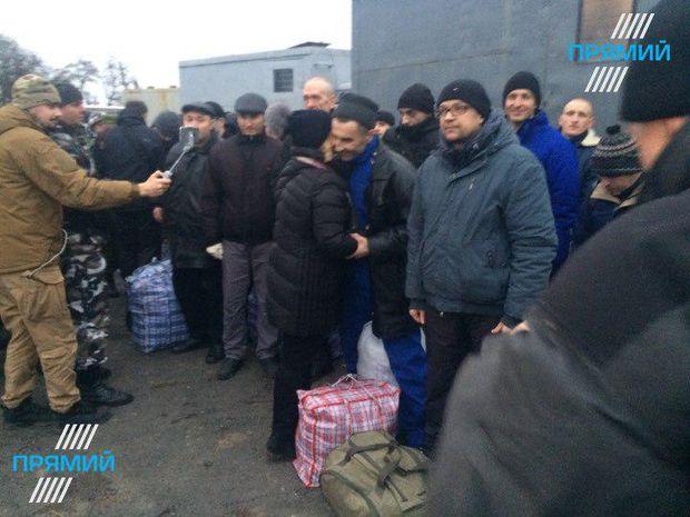Полонені, Донбас, ДНР