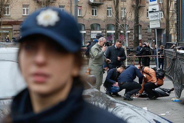 Убивство Вороненкова Київ