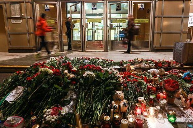 вибух метро Санкт-Петербург